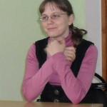Ксения БУРЛАКОВА