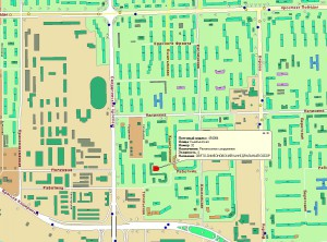 Схема проезда к Свято-Симеоновскому Кафедральному Собору: